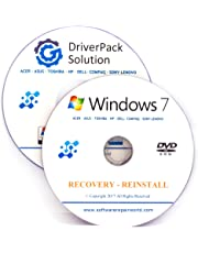 ACER Windows 7 ULTIMATE Installation, Repair Restore Recovery Boot Disc all versions INCLUDES FREE PC DRIVERS CD WORTH £5.99