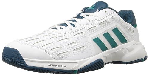 04de55b2ffb4 Adidas Men s Barricade Court 2 Tennis Shoe Navy White Red  Adidas ...