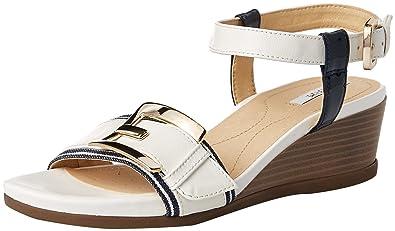 Womens Mary Karmen 1 Wedge Sandal Geox nuZthjJoa