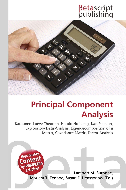 Principal Component Analysis: Karhunen-Loève Theorem, Harold