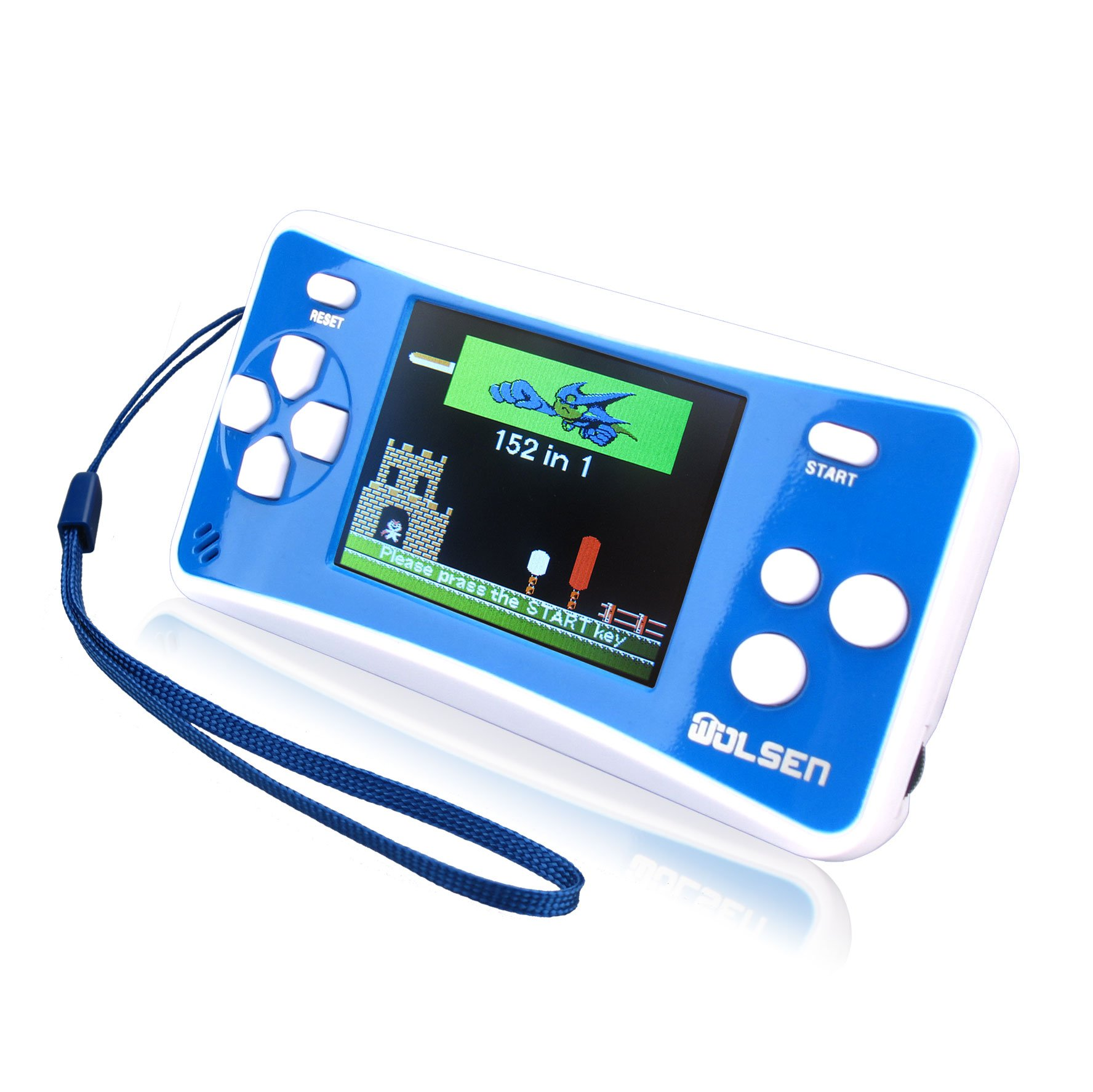 Handheld Portable Arcade Video Gaming System