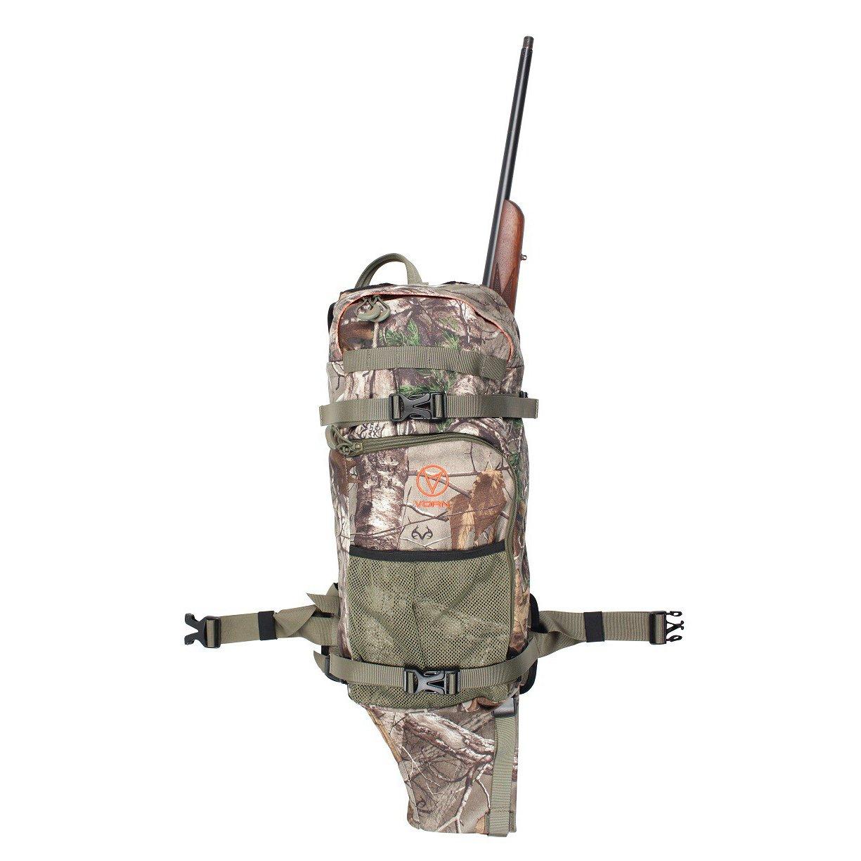 Vorn Fox Huntingバックパック – 7リットル B01FHTICNU リアルツリーエクストラ(realtree Xtra)