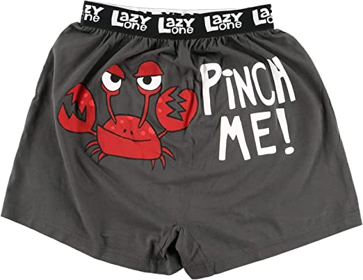 LazyOne Pinch Me Mens Boxer Shorts