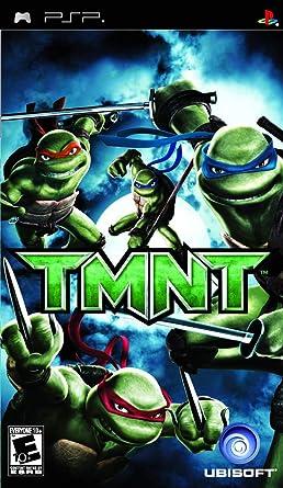 Ubisoft Teenage Mutant Ninja Turtles Essentials PlayStation ...