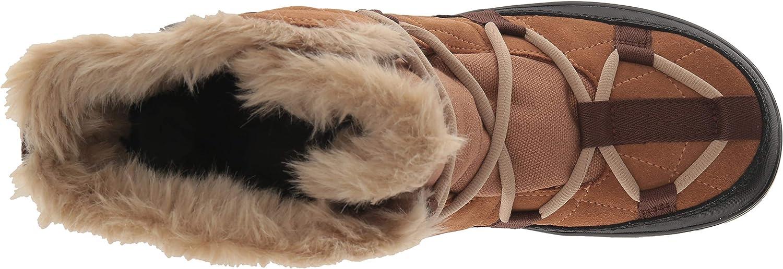 Bottes Sorel Glacy Explorer Shortie Imperméable Chaud Fourrure Synthétique Mi Bottes D/'Hiver