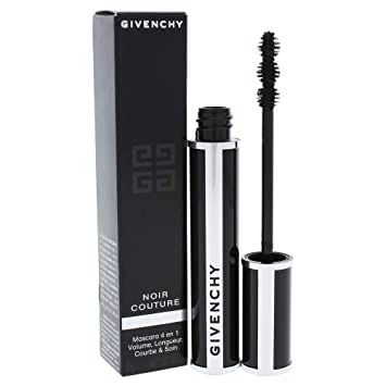 850b9eba950 Noir Couture 4 in 1 Mascara by Givenchy Black Satin 8g: Amazon.co.uk ...