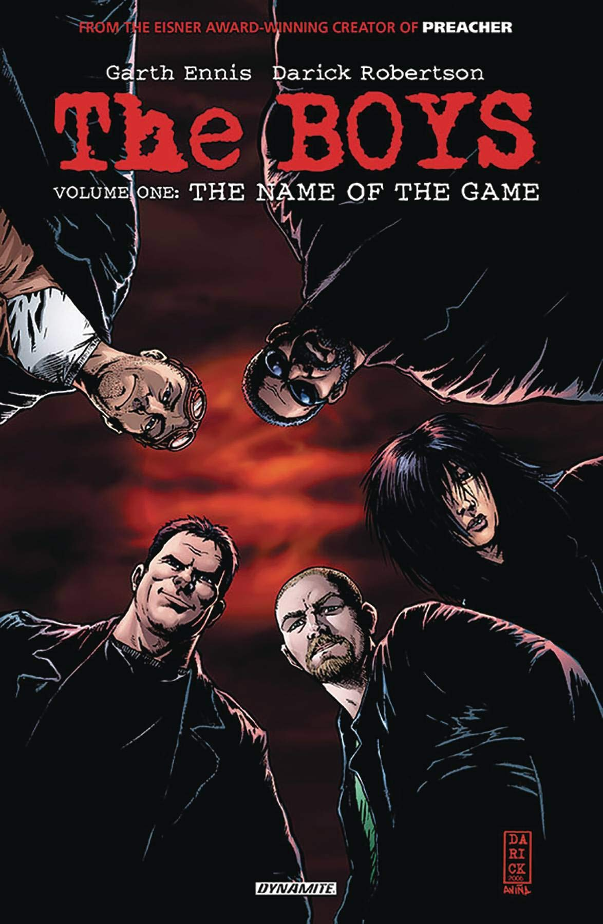 THE BOYS VOLUME 5 HEROGASM GRAPHIC NOVEL New Paperback Collects 6 Part Series