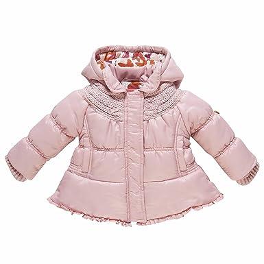 f371b87e54ad Chicco - Baby - Girl Jacket - pink - 9-12 Months  Amazon.co.uk  Clothing