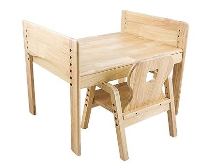 Kindersitzgruppe Kindertisch Stuhl Motiv Bar 100 Massivholz
