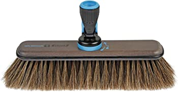 Nessentials Swiss UX Move Broom Smokey Full Horse Hair