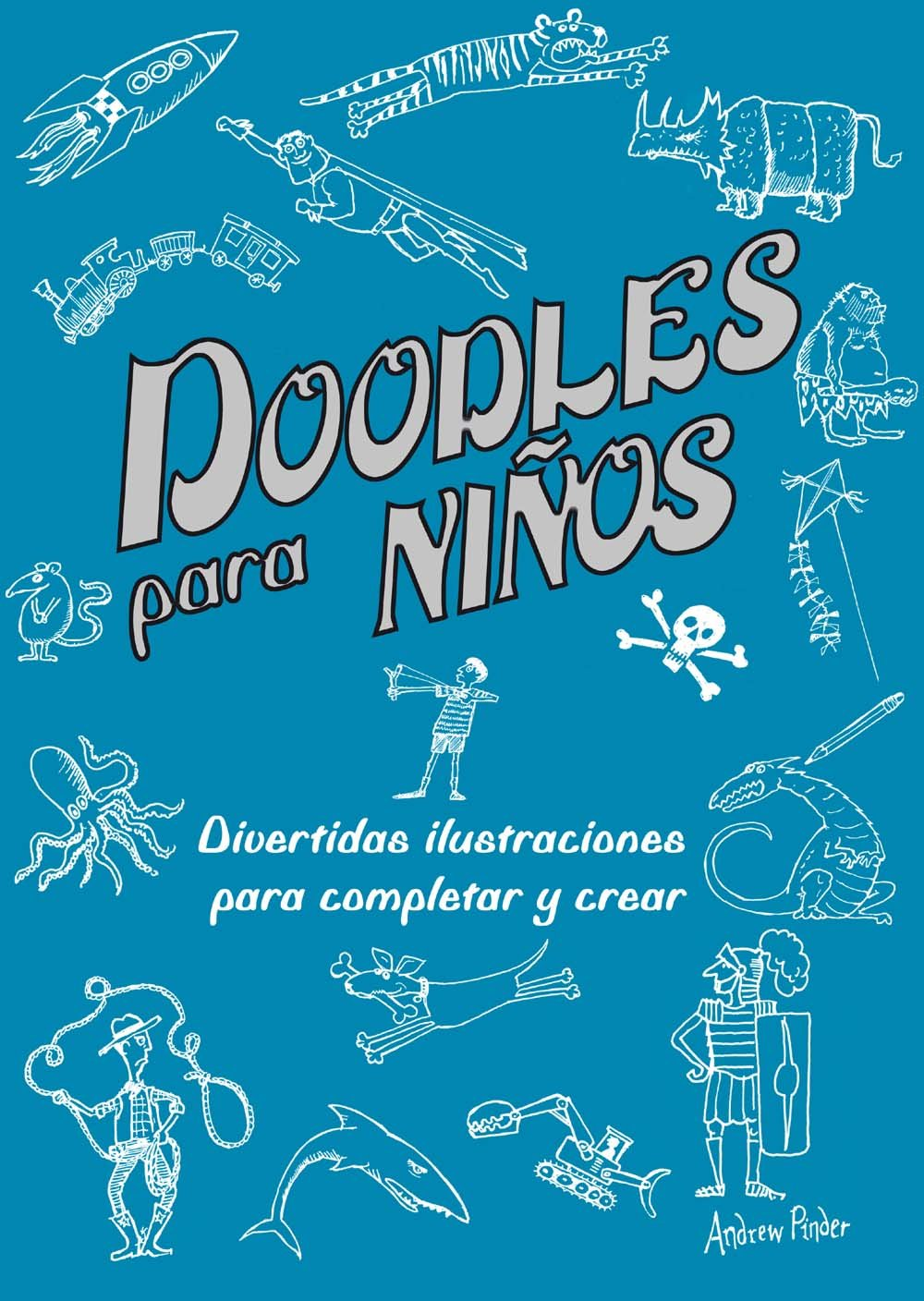 Doodles para ninos (Spanish Edition) ebook