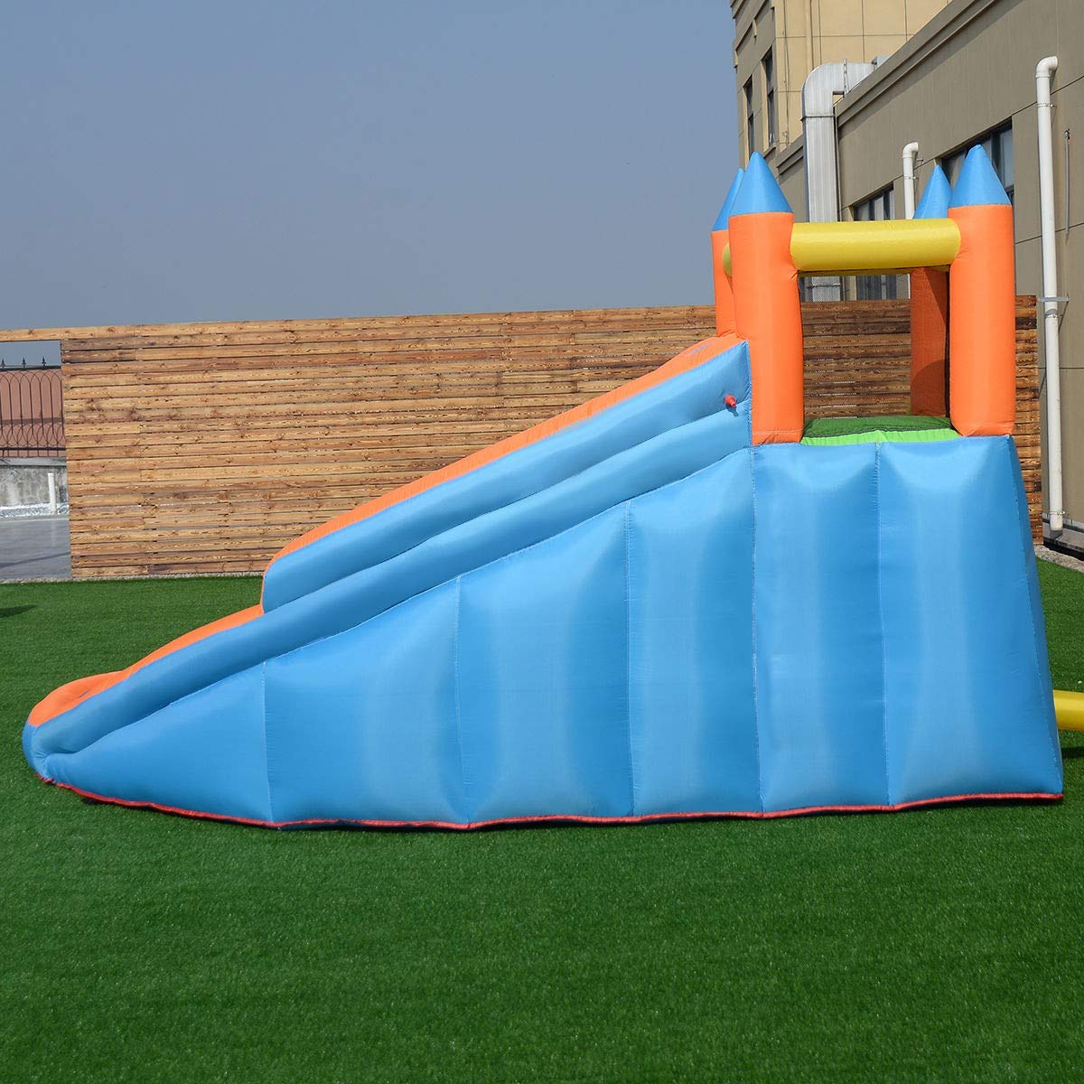 Amazon.com: MRT SUPPLY Mighty Bounce House Jumper Water ...