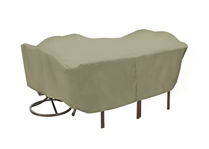 Allen Patio Protectors Patio Set Cover, Oversized