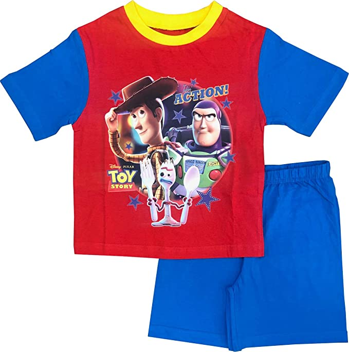 Buy Disney Toy Story Shortie Pyjamas