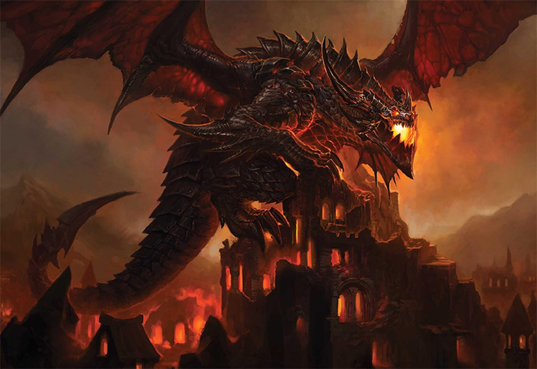 Best World Of Warcraft Fantasy Arts