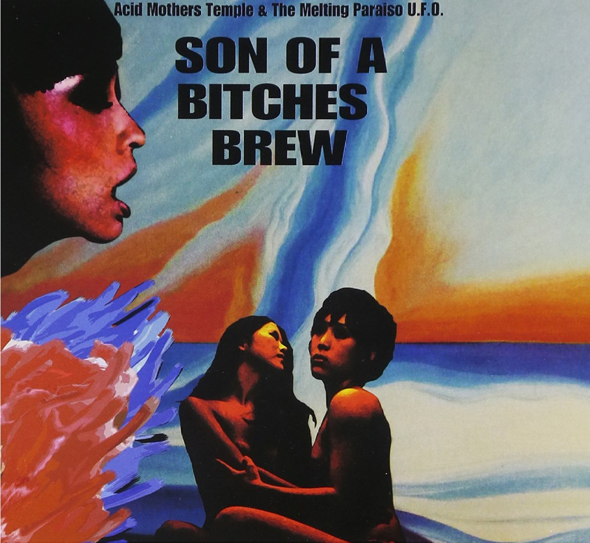 CD : Acid Mothers Temple - Son Of A Bitches Brew (Digipack Packaging)