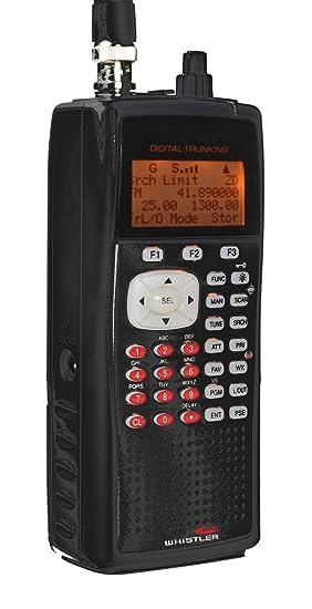 amazon com whistler ws1040 handheld digital scanner radio whistler rh amazon com Hand Held Scanners Radio Shack Radio Shack Scanners On Sale