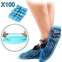 MorNon 100Pcs Cubierta del Zapato Funda Impermeable