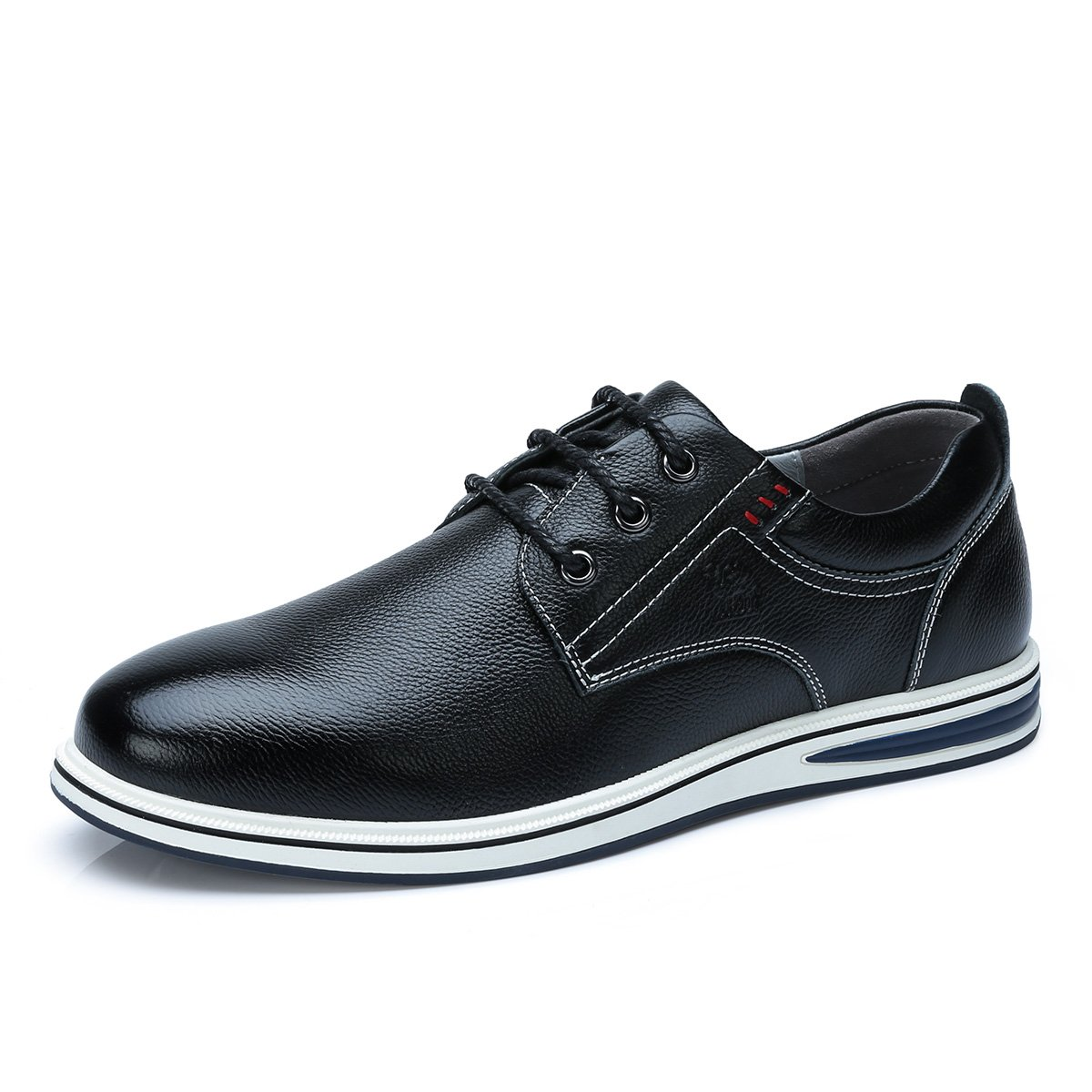 CAMEL CROWN Youth Fashion Casual Oxford Shoes,Business Casual Walk Oxford,Lace-up Sneaker