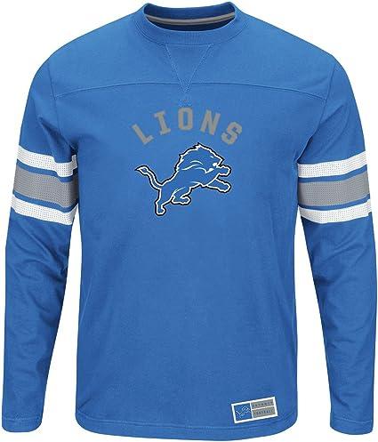Detroit Lions Blue Long Sleeve