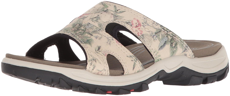 ECCO Women's Offroad Lite Slide Sandal B074FCGJ16 42 M EU (11-11.5 US)|Limestone