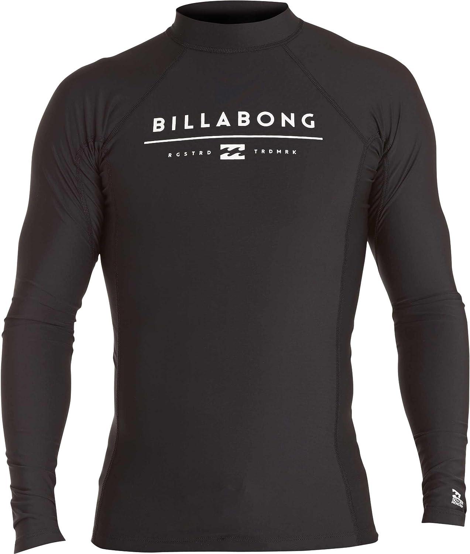 Billabong Mens Performance Fit Long Sleeve Rashguard