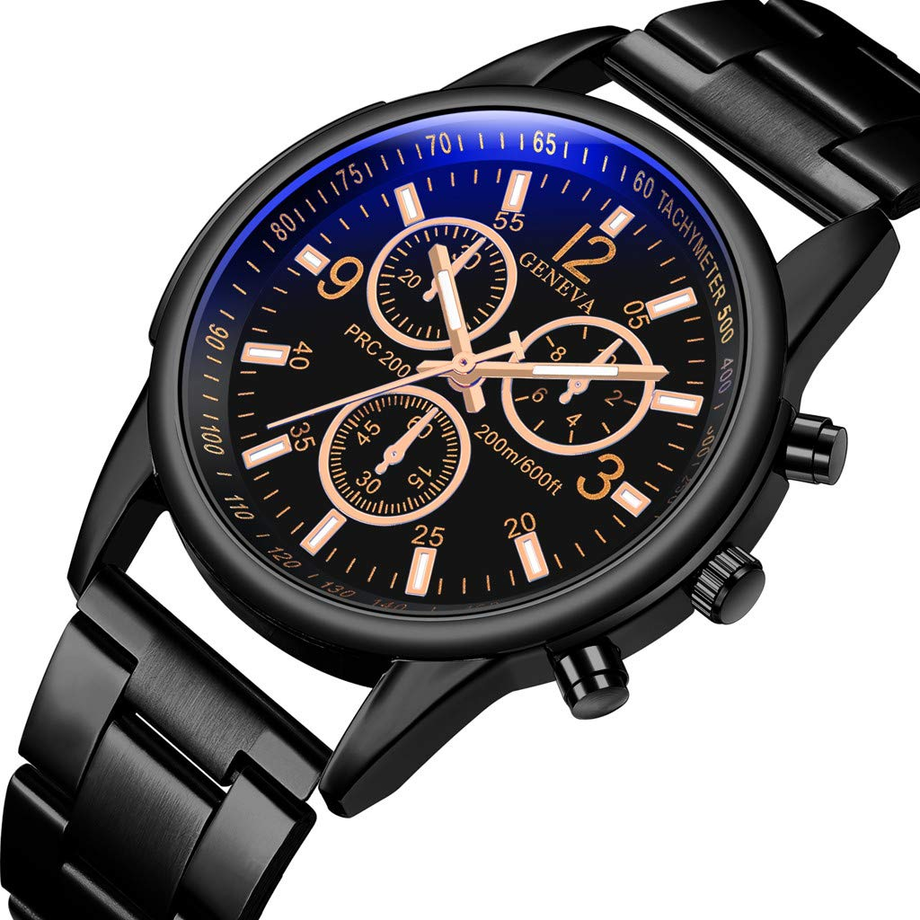 Amazon.com : XBKPLO menluxury menswiss Movement Citizen watcheswatch quartzhamilton quartzquartz menchronograph menwatch quartzseiko watchskeleton g Shock ...
