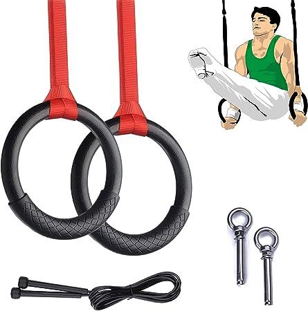 Anelli per ginnastica per la forza totale del corpo e l/'allenamento
