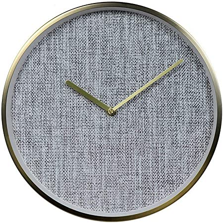 Yumuymey Horloge Murale Simple Et Silencieuse Horloge