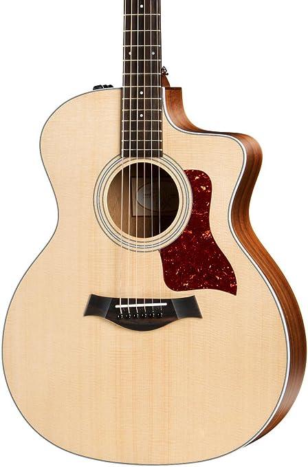 Taylor Guitars For Sale >> Amazon Com Taylor 214ce Grand Auditorium Sitka Koa Laminate Es2 W