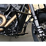 Amazon com: Bung King Front Crash Bar, Standard Side Plates