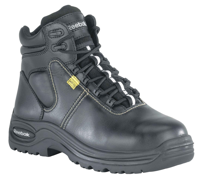 Comp Toe Work Boots Met Grd PR 11