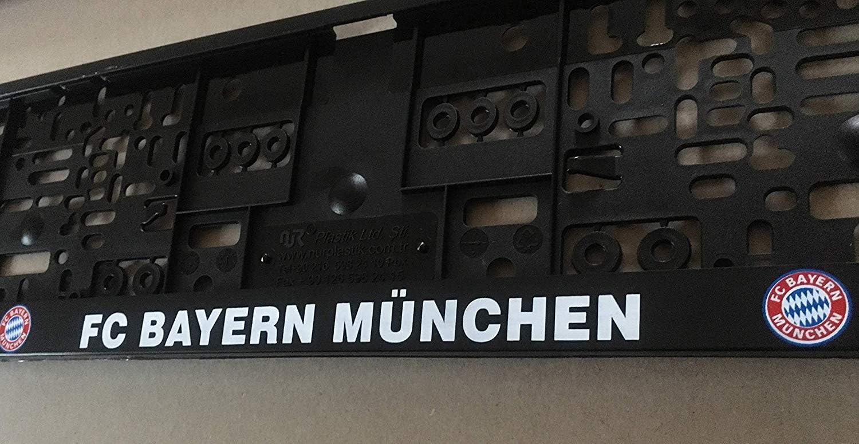 Set di 2 portatarga *Top* Bayern M/ünchen FC