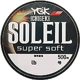 よつあみ(YGK) ライン 一撃 SOLEIL スーパーソフト 500m