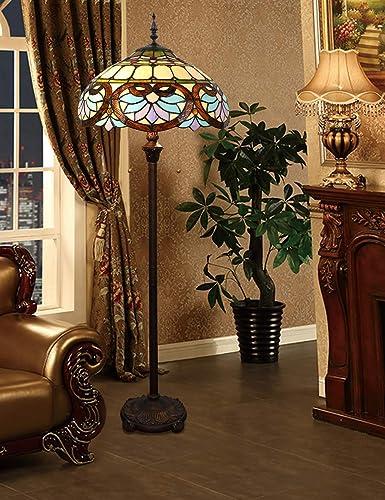 16 pulgadas de estilo europeo retro lámpara de pie ...