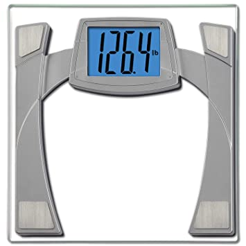 amazon com eatsmart precision maxview digital bathroom scale w 4 5 rh amazon com