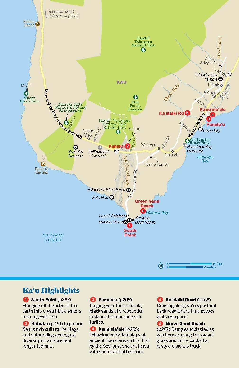 Hawaii the Big Island (Regional Guides): Amazon.de: Loren ...