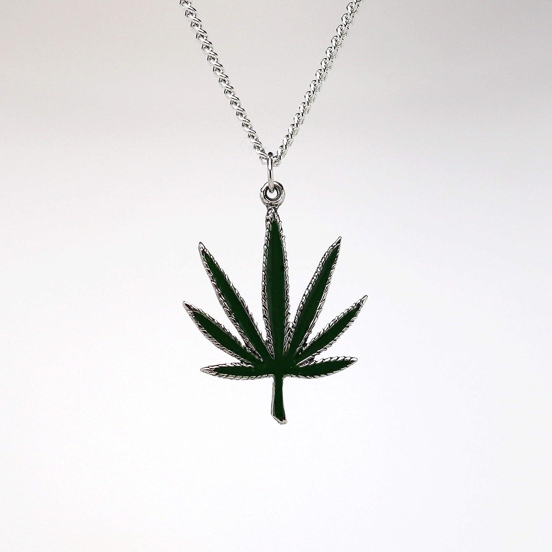Copper and stone necklace Pot leaf pendant Marijuana leaf necklace Japanese maple leaf Blue labradorite pendant Copper electroformed