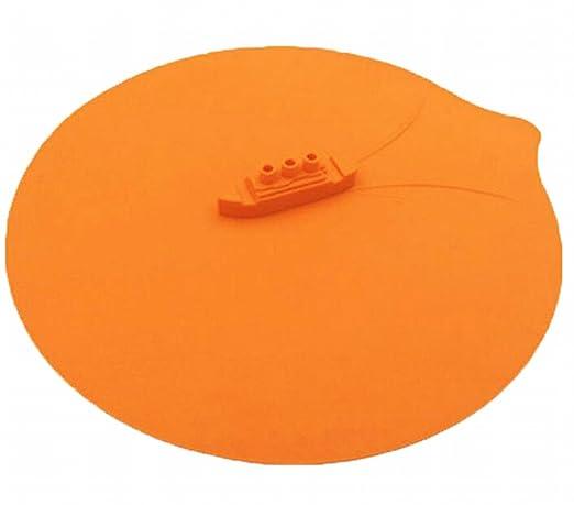 Vaporera de silicona buydirect lid-food cubre Cute diseño ...