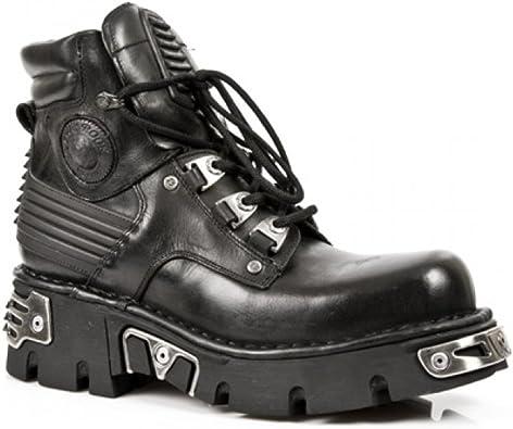 New Rock NEWROCK 924 - Botas de piel para hombre: Amazon.es: Zapatos y complementos