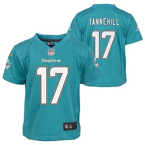 Amazon.com   Nike Toddler Boys  Ryan Tannehill Miami Dolphins Game ... 5b7ad824c