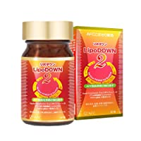 AFC Japan LipoDOWN2 – Brown Seaweed Extract (Fucoxanthin) Plus Apple Polyphenols...