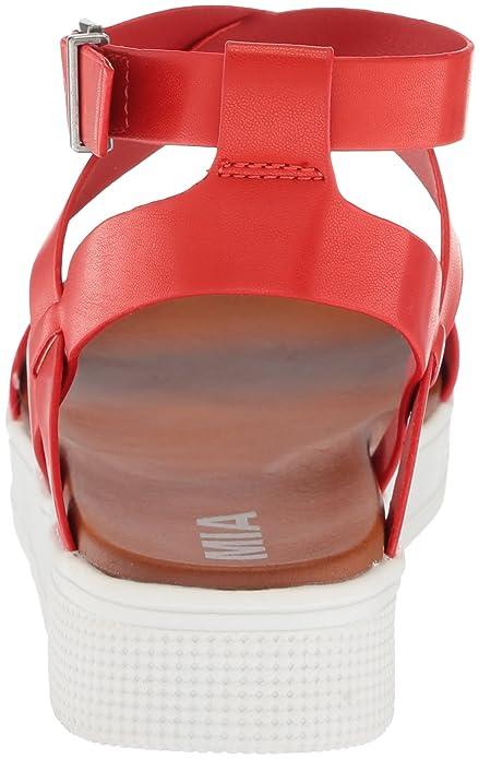 4c194ce48dff Amazon.com  MIA Women s Calla Flat Sandal  Shoes