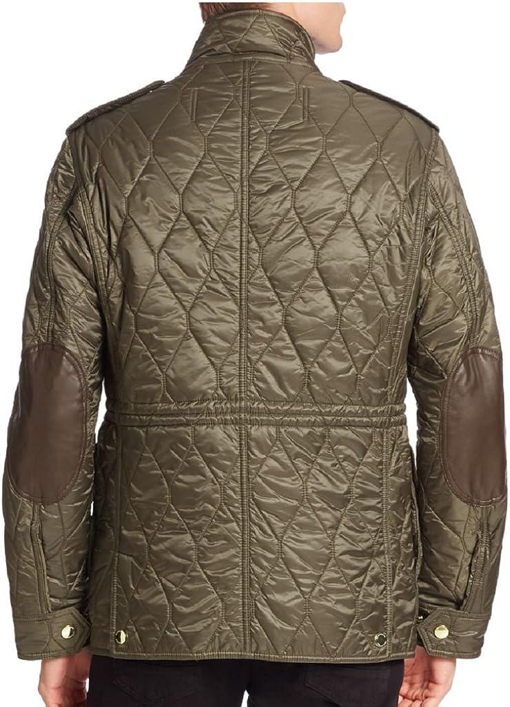 Burberry Brit Men S Garrington Diamond Quilted Field Jacket