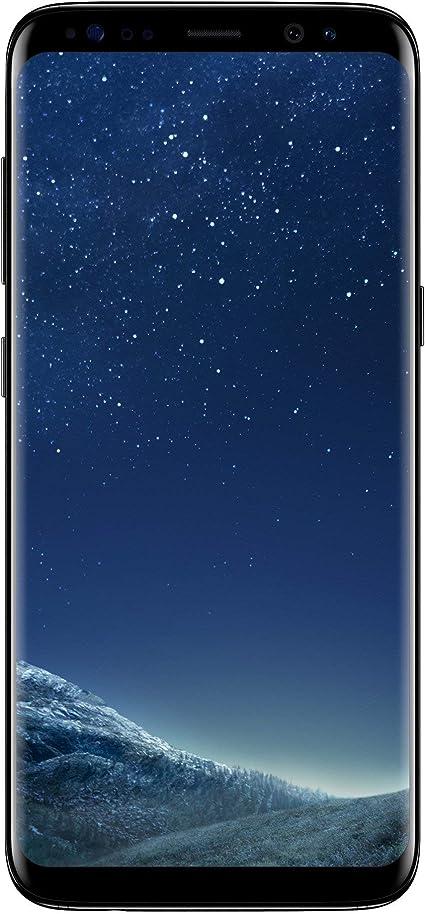 Samsung Galaxy S8 Smartphone, 64 GB, [versión italiana] (reacondicionado) S8 Negro: Amazon.es: Electrónica