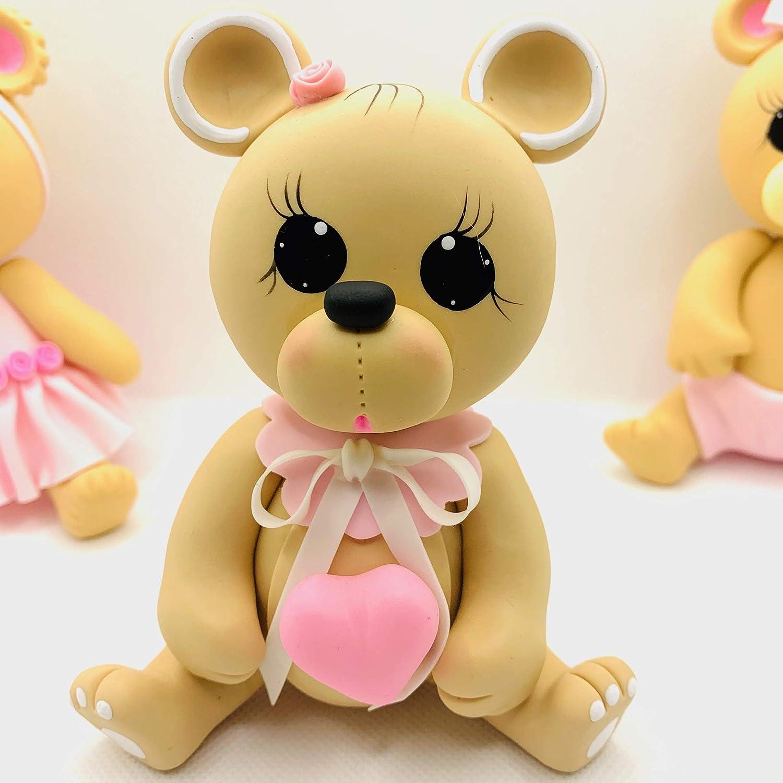 Baby Bear.Cake Topper.