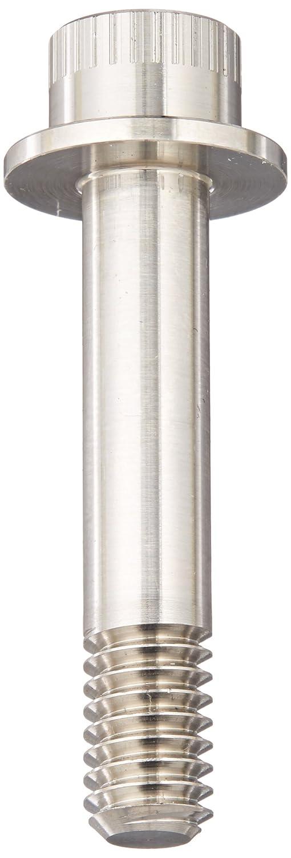 Pack of 1 5//16-18 Thread Size 5//16-18 Thread Size 0.3125 Shoulder Diameter 5//8 Grip Length Accurate Manufacturing Hex Socket Drive Aluminum Prairie Bolt Flange Socket Cap Head 5//8 Grip Length Plain Finish Made in US 0.3125 Shoulder Diameter