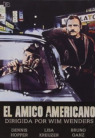 El Amigo Americano [Italia] [DVD]
