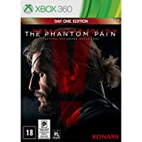 Metal Gear Solid V: The Phantom Pain - Day One Edition - Xbox360