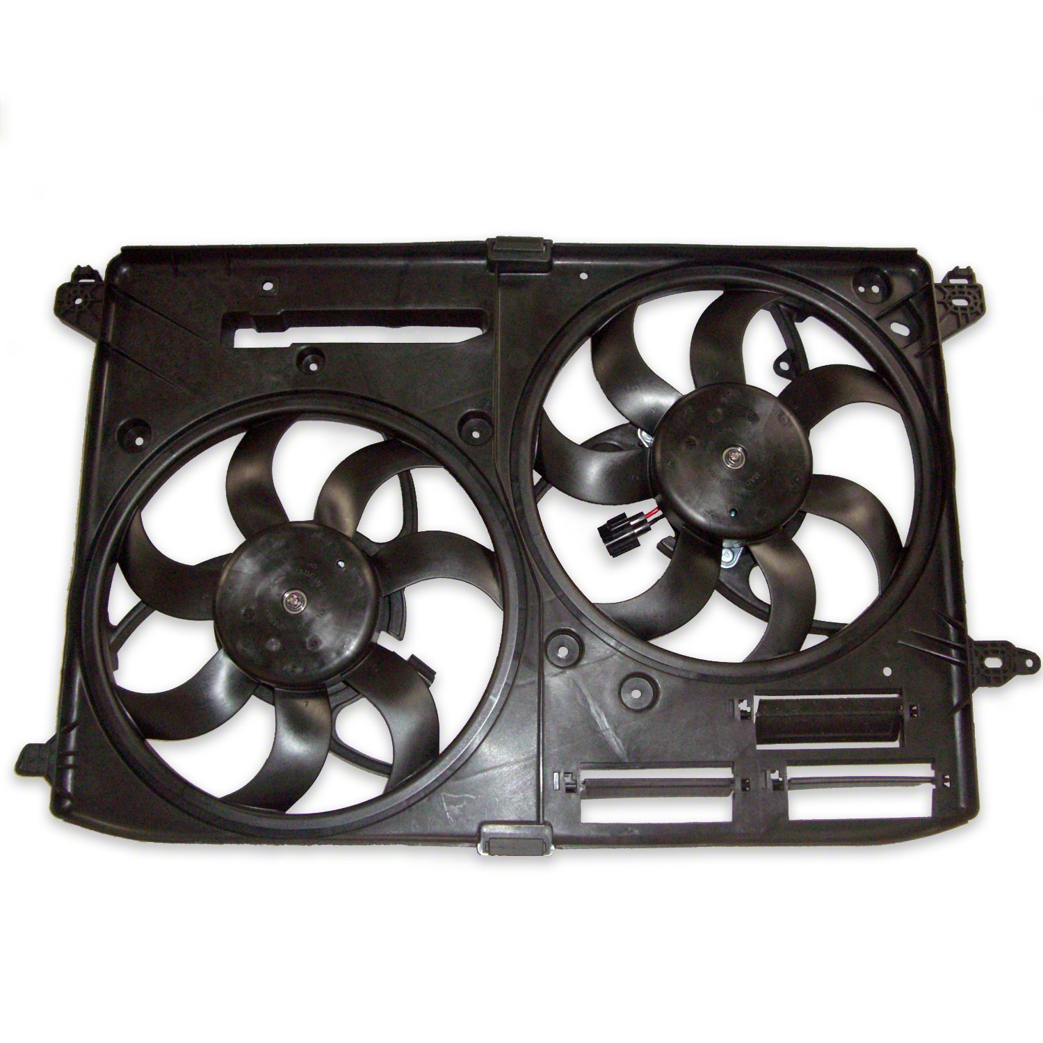 Amazon.com: CPP Radiator Cooling Fan Assembly for 2013 Ford Fusion FO3115196: Automotive